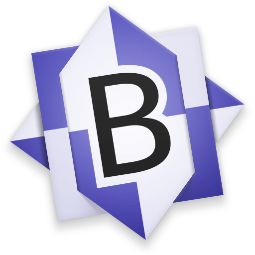 BBEdit application icon